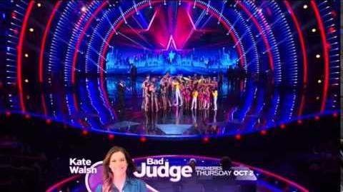 America's Got Talent 2014 Semi-Final 2 Results 1