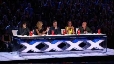 America's Got Talent 2015 Jenna Renae Judges Cuts Week 2