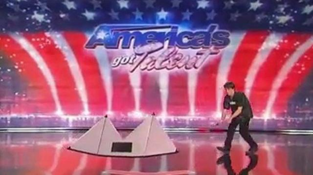 Connor Doran, 17 ~ America's Got Talent 2010, auditions Portland Oregon