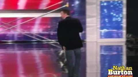 Nathan Burton America's Got Talent 2009-0