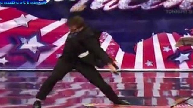 Thomas John, 22 ~ America's Got Talent 2011, Auditions End