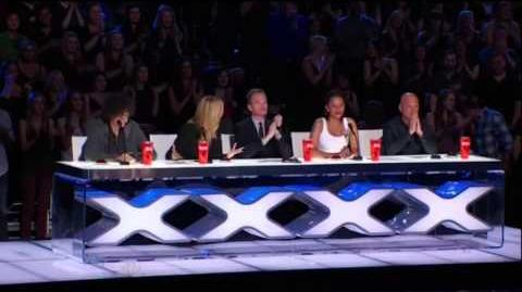 America's Got Talent 2015 Samantha Johnson Judges Cuts Week 1