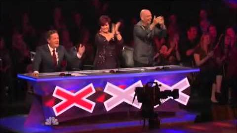 Gabe Rocks - American's Got Talent - 2011 - YouTube special