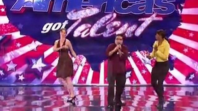 Udi Abagnale, 32 ~ America's Got Talent 2011, LA Auditions-0