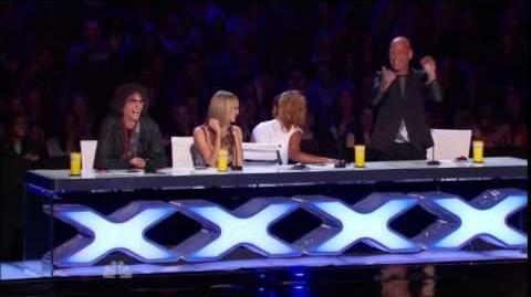 America's Got Talent 2014 Josh Orlian Auditions 4