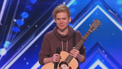 Chase goering first audition idol