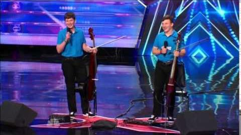America's Got Talent 2014 Emil And Dariel Auditions 5
