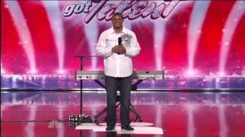 Charles DeWayne - America's Got Talent Season 4 Audition