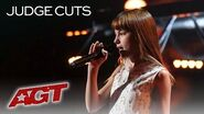 """13-Year-Old Singer Charlotte Summers STUNS With """"You Don't Own Me"""" - America's Got Talent 2019"""