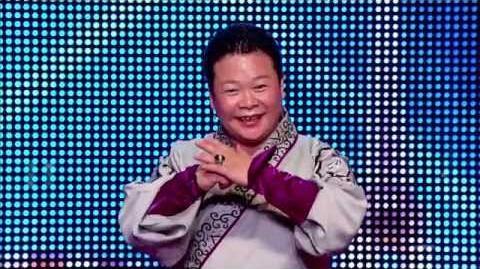 Maitre Qi Feilong - France's Got Talent 2014 audition - Week 4