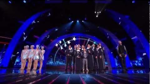2. 4th Quarterfinal Results ~ America's Got Talent 2012-0