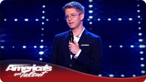 Comedian Jacob Williams On Why He Should Never Go To Victoria's Secret - AGT Semifinals