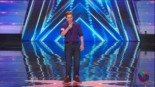 Josh Orlian, 12 ~ America's Got Talent, 2014 Auditions