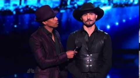 America's Got Talent 2014 Quarterfinal 2 Loop Rawlins