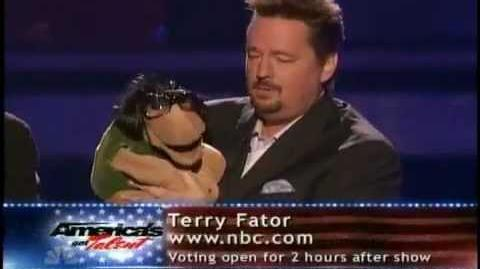 America's Got Talent Season 2 - Terry Fator - Finale Act 2