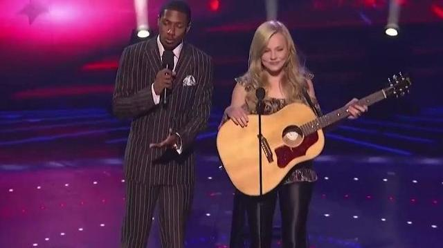 Debra Romer ~ America's Got Talent, Top 48 week-3-0