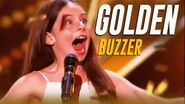 Emanne Beasha Jay Leno STUNNED By 10-Year-Old Slams His GOLDEN BUZZER America's Got Talent 2019