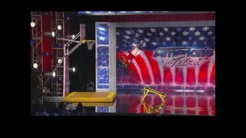 HD 1080p Acrodunk Americas Got Talent 2009