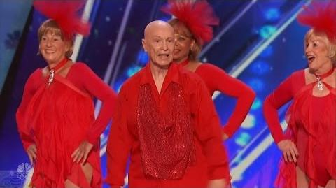 America's Got Talent 2016 The Jonathan Rothman Dancers Full Audition Clip S11E03