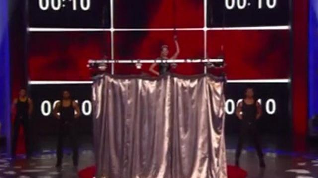 Landon Swank ~ America's Got Talent 2011 Wild Card