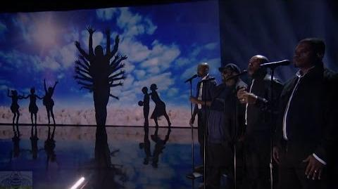America's Got Talent 2016 Finals Resullts Linkin' Bridge Special Performance S11E23