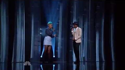 Labrinth feat Emeli Sandé - Beneath Your Beautiful - America's Got Talent 2013 Season 8