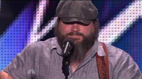 Dave Fenley - America's Got Talent 2013 Season 8 - Vegas Week