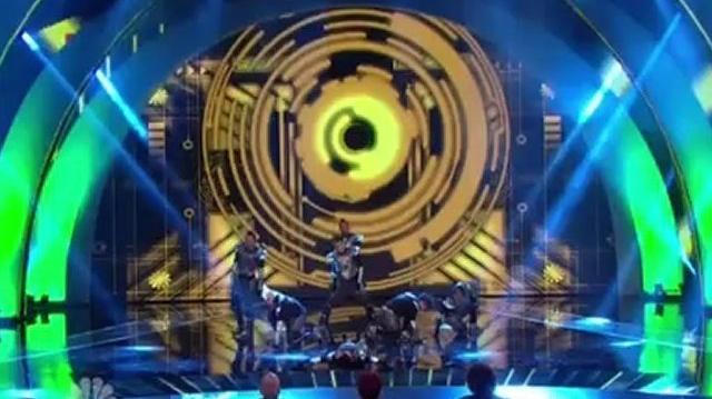 787 Crew, Top 48 Live ~ America's Got Talent 2012 Q1-0