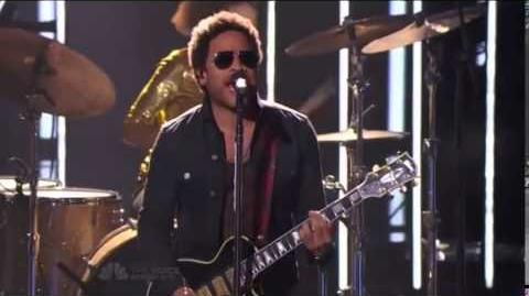 America's Got Talent 2014 Miguel Dakota & Lenny Kravitz Grand Final