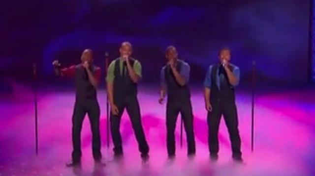 NU Covenant ~ America's Got Talent 2010, Top 48 Compete Week-4