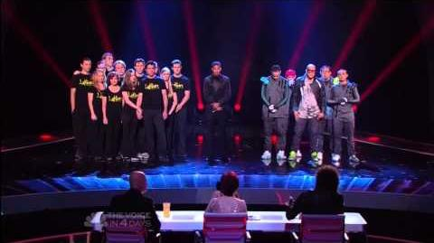 2nd Semifinal Results, p5 ~ America's Got Talent 2012
