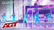 "Girl Power! GFORCE NAILS Their Original Song, ""It's GFORCE!"" - America's Got Talent 2019"
