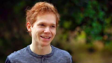 America's Got Talent 2017 Semi-Finals Chase Goehring Intro Interview S12E19