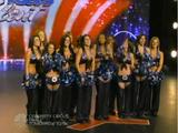 Dallas Desperados Dancers