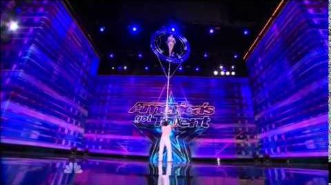 America's Got Talent 2014 Valo & Bobby Auditions 5