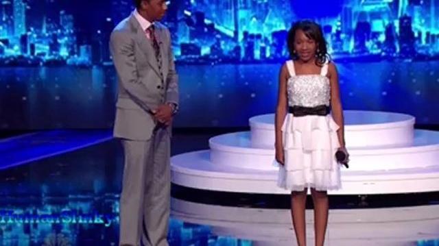 Danielle Stallings, Top 48 Q2 ~ America's Got Talent 2012-0