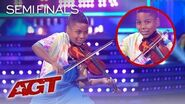 "Tyler Butler-Figueroa Performs ""Break Free"" With Fellow Cancer Survivors - America's Got Talent 2019"