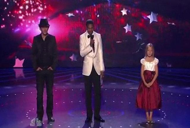 The Winner is Revealed ~ America's Got Talent 2010-0