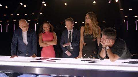 America's Got Talent 2017 Who Makes It to the Live Shows Judge Cuts Winners Part 1 S12E08
