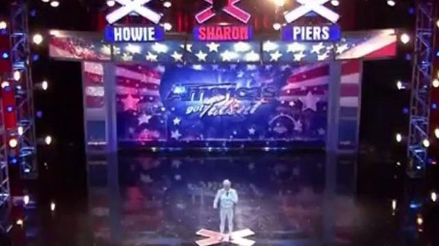 Jay Maynard - The Tron Guy ~ America's Got Talent 2011, Houston Auditions