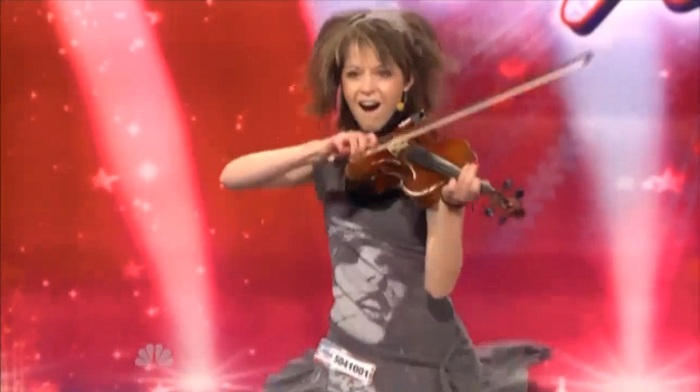 lindsey stirling america s got talent wiki fandom powered by wikia