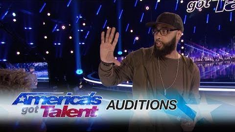 LEAK- Eric Jones Smashes The Judges' Expectations With A Magic Trick - America's Got Talent 2017
