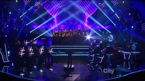 3Penny Chorus and Orchestra - America's Got Talent 2013 Season 8 - Radio City Music Hall FULL