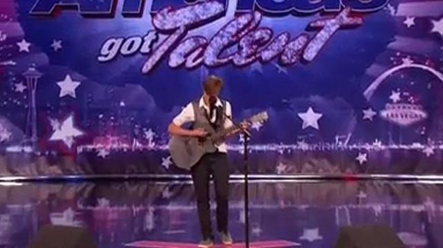 Dani Shay, 22 ~ America's Got Talent 2011, Houston Auditions-0