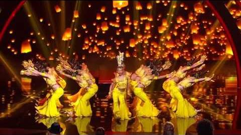 Mitsi Dancing School - America's Got Talent 2013 Season 8 - Radio City Music Hall