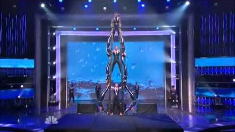 GymKana - American's Got Talent - 2011 - YouTube special