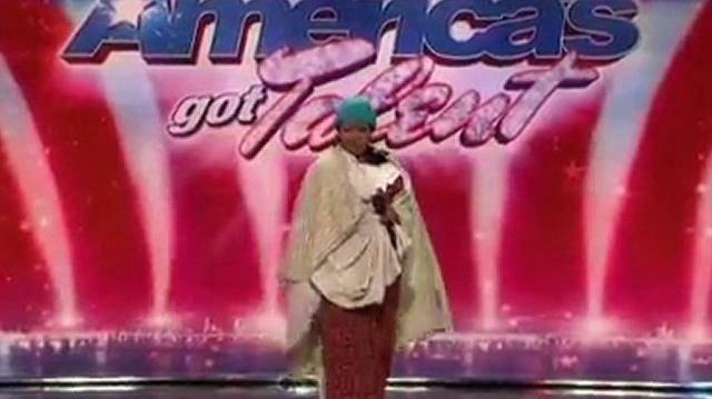 Tiahizzi Cherrelle, 32 ~ America's Got Talent 2010, auditions Orlando Day2
