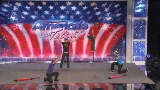 America's Got Talent Team X-Pogo 2010-1