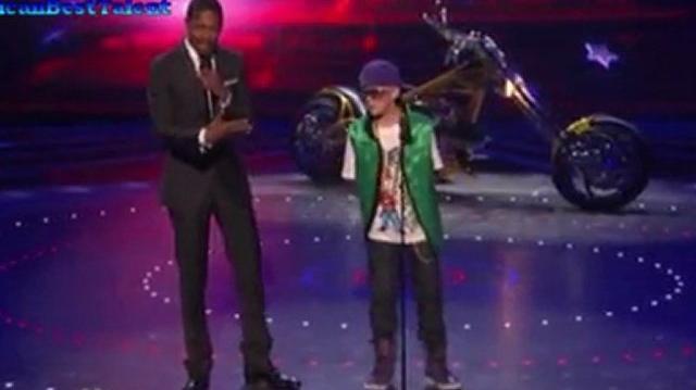 CJ Dippa ~ America's Got Talent Wild Cards Compete
