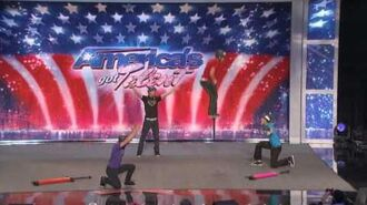 America's Got Talent Team X-Pogo 2010-0